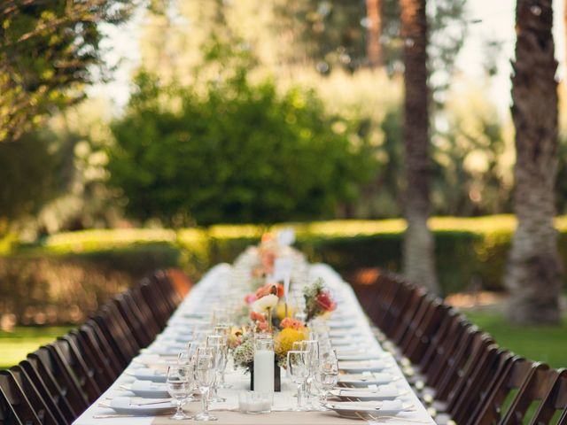 Jennifer and Barry's Wedding in North Palm Springs, California 19