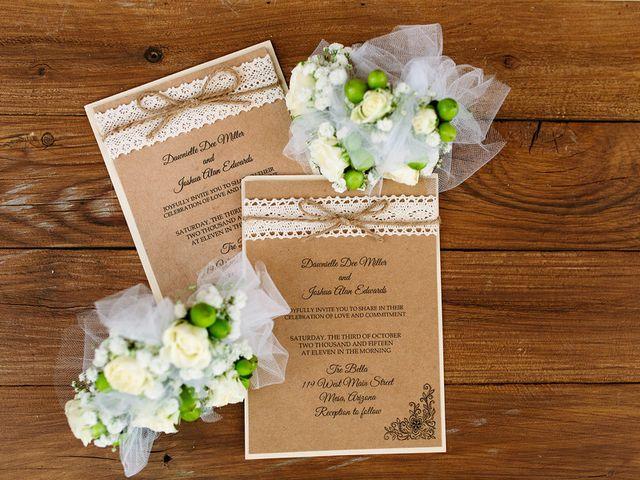 Dawnielle and Josh's Wedding in Mesa, Arizona 1