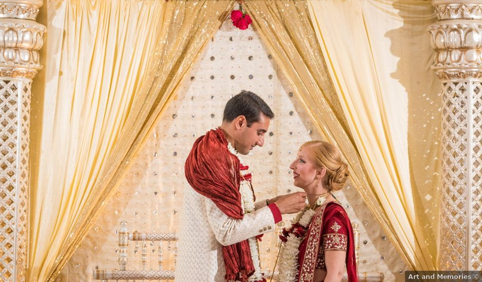 Mallory and Ravi's Wedding in Boston, Massachusetts