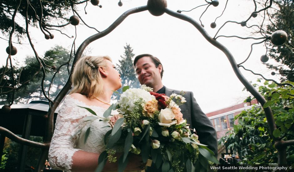 Joe and Haley's Wedding in Bothell, Washington