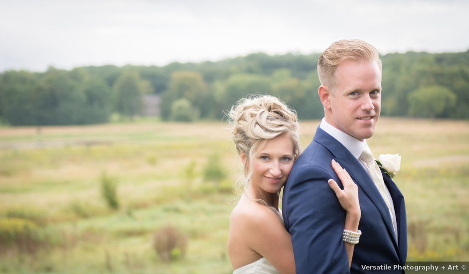 Mike and Jessica's Wedding in Saint Croix Falls, Minnesota