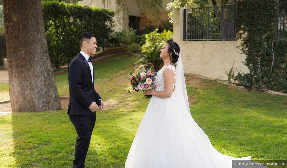 Melissa and Henry's Wedding in Altadena, California