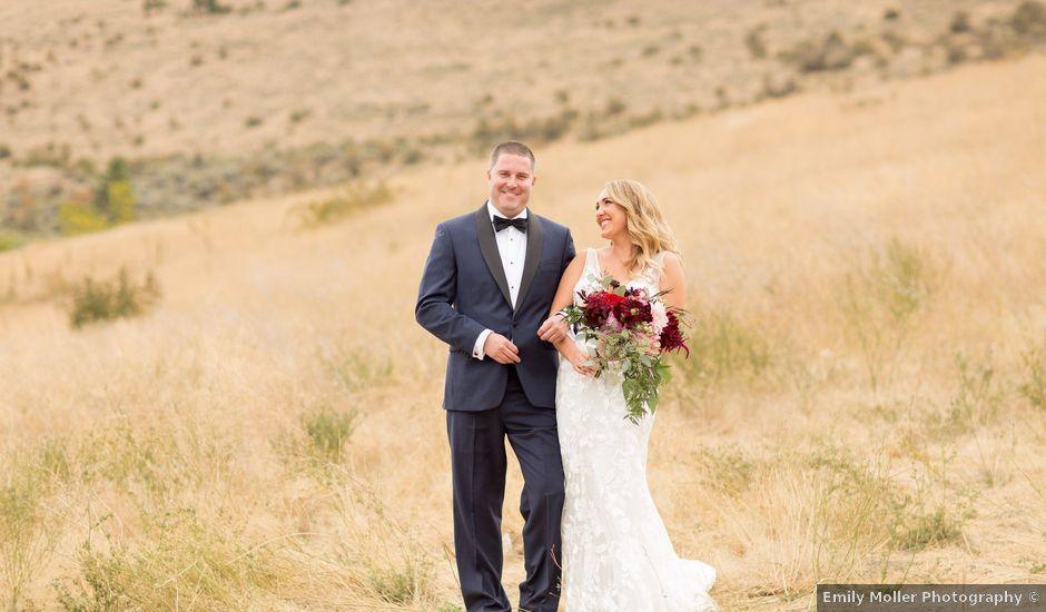 Callan and Jake's Wedding in Chelan, Washington
