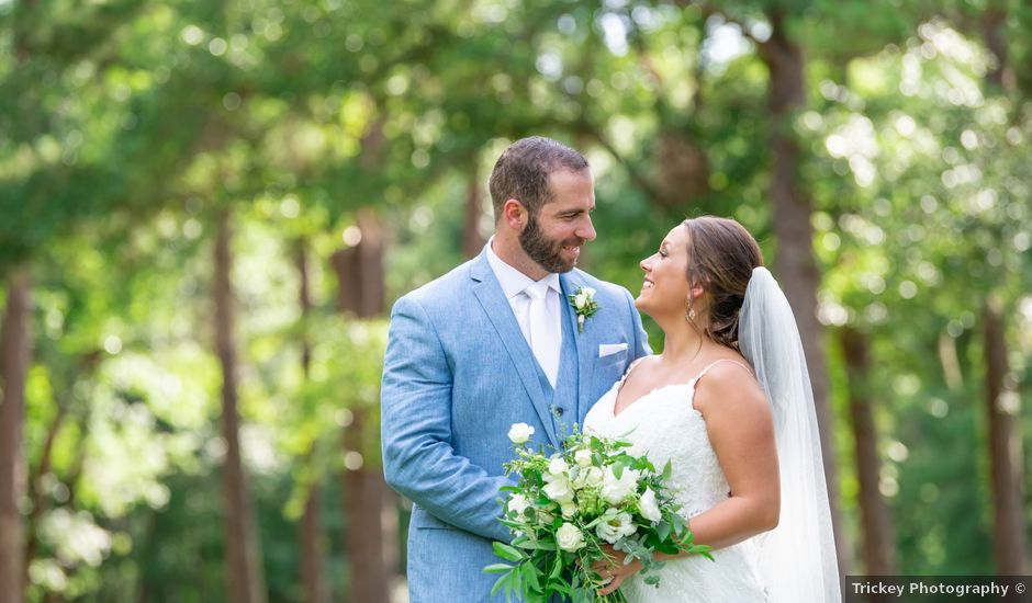 Hunter and Leah's Wedding in Tallahassee, Florida