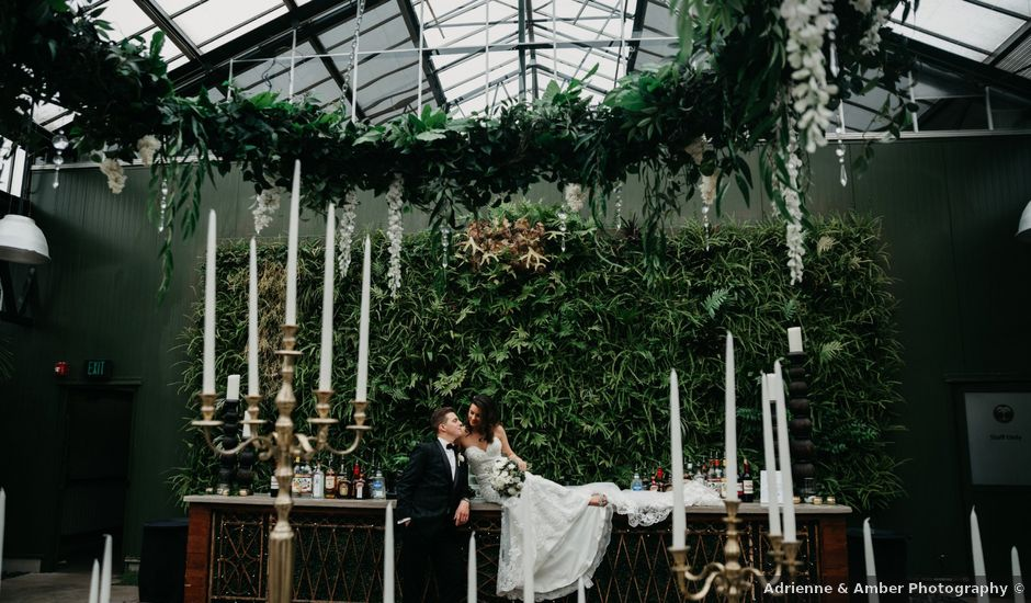 Lindsey and Travis's Wedding in West Bloomfield, Michigan