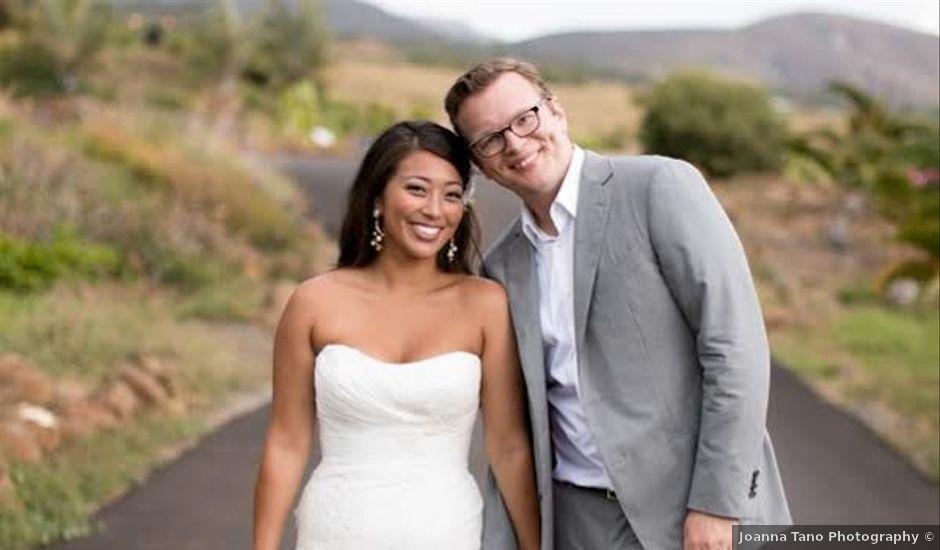 Fun-Filled Hawaii Farm Wedding, Wedding Real Weddings