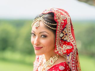 Rena and Sudip's Wedding in Huntington, New York 3