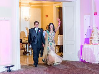 Rena and Sudip's Wedding in Huntington, New York 20