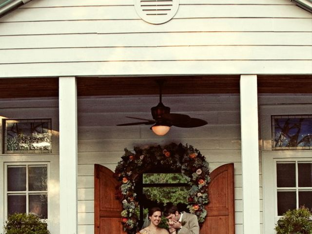 Katie and Daniel's Wedding in Westminster, South Carolina 6