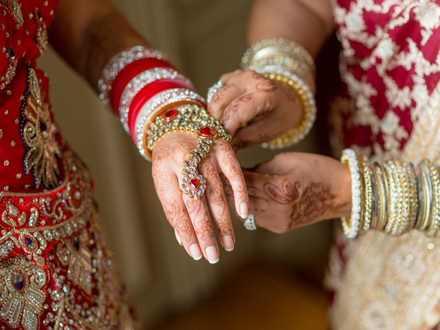 Rena and Sudip's Wedding in Huntington, New York 1