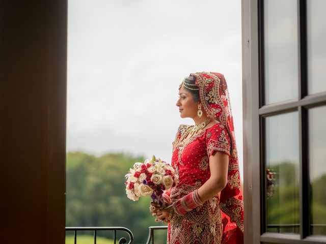 Rena and Sudip's Wedding in Huntington, New York 2