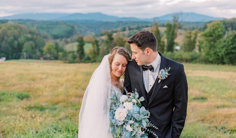 Micah and Kasi's Wedding in Sparta, North Carolina