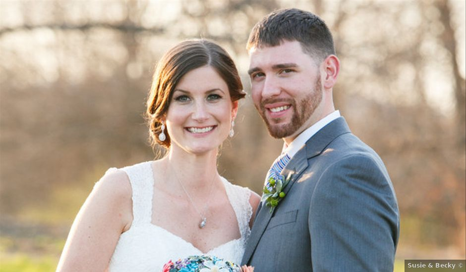 Traci and Andrew's Wedding in Middletown, Maryland