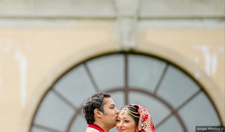 Rena and Sudip's Wedding in Huntington, New York