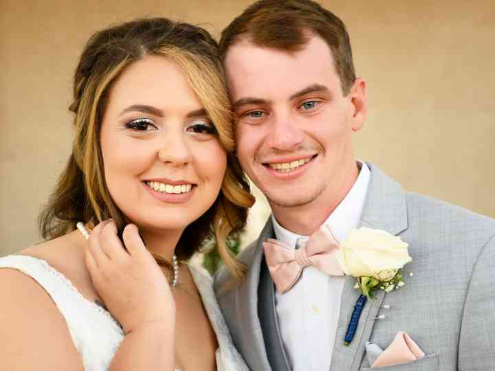The wedding of Mariah and Collin