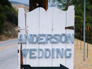 The wedding of John and Madeline 1
