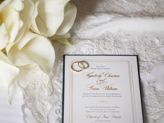 The wedding of Kymberly and Brian 1