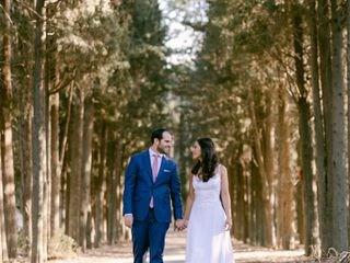 The wedding of Nadia and Panos