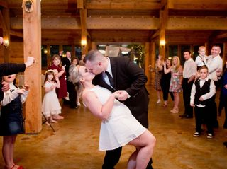 The wedding of Tiffany and Andrew 1