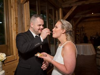 The wedding of Tiffany and Andrew 3