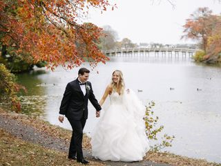 The wedding of Cassandra and Billy