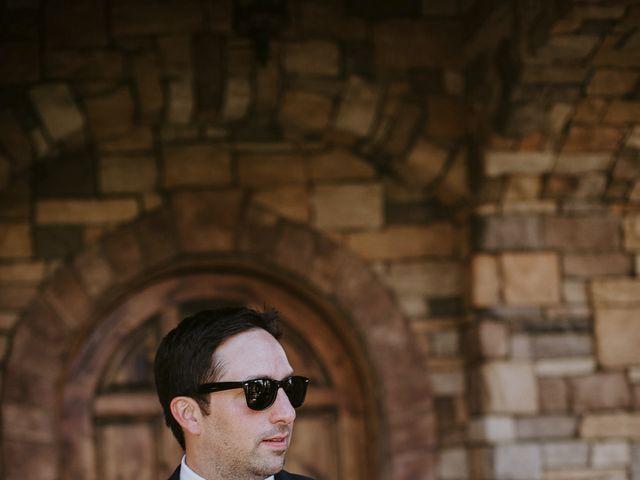Casey and Matt's Wedding in Indio, California 10