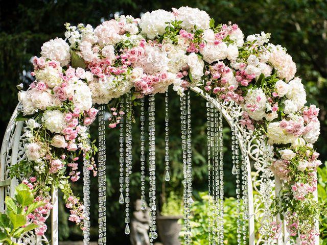 Brian and Shante's Wedding in Lakewood, Washington 5