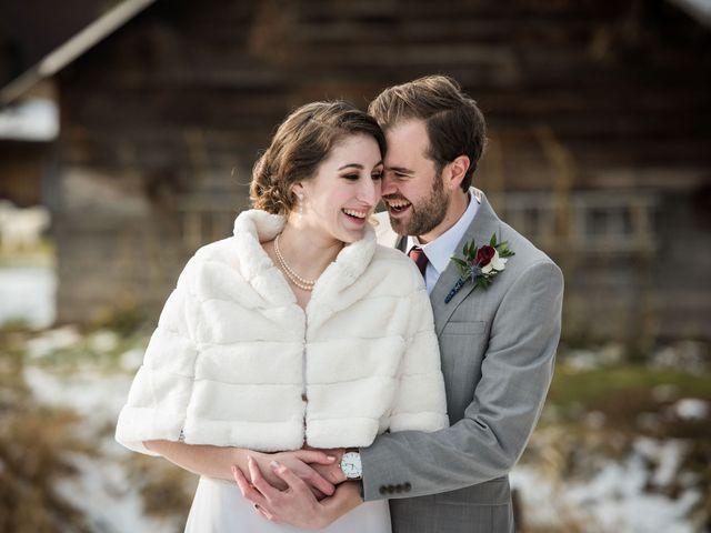 The wedding of Teresa and Teo