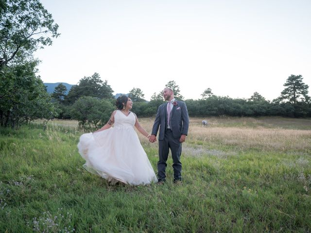 The wedding of Josh and Lupe