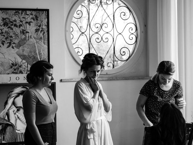 Chiara and Luca's Wedding in Rimini, Italy 10