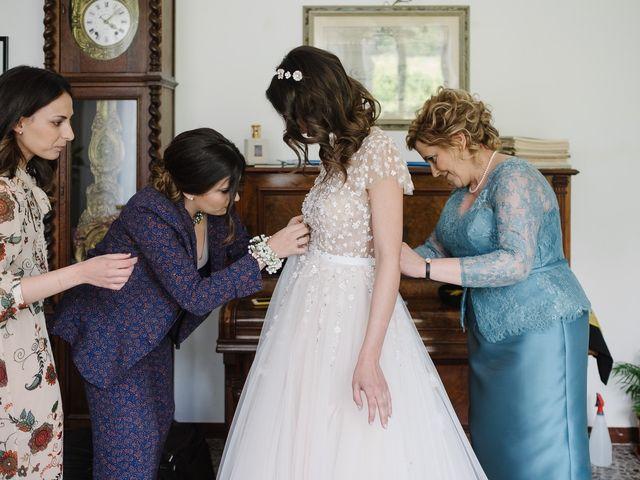 Chiara and Luca's Wedding in Rimini, Italy 16