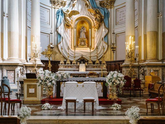 Chiara and Luca's Wedding in Rimini, Italy 18