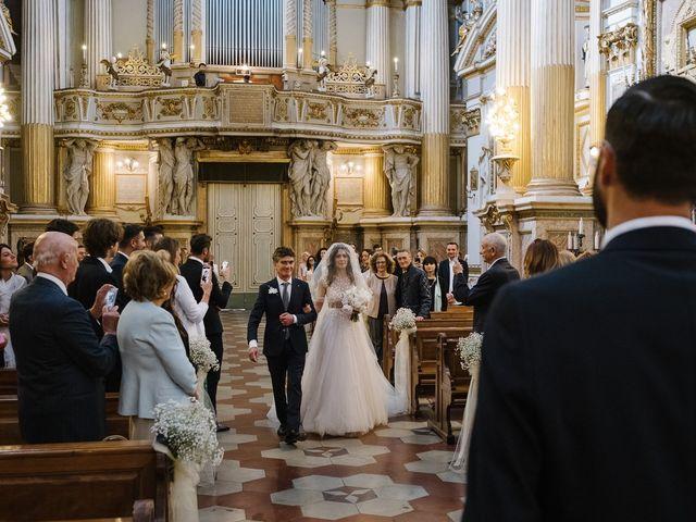 Chiara and Luca's Wedding in Rimini, Italy 24
