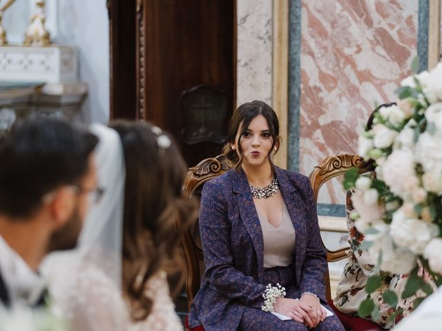 Chiara and Luca's Wedding in Rimini, Italy 32