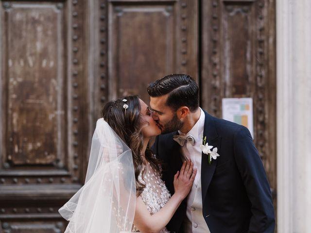 Chiara and Luca's Wedding in Rimini, Italy 35