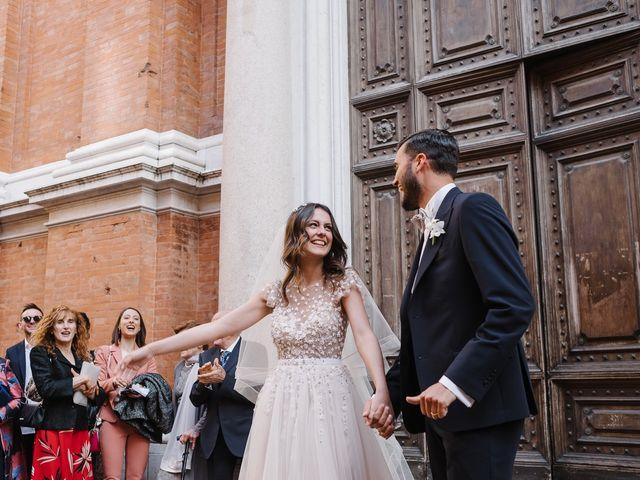 Chiara and Luca's Wedding in Rimini, Italy 36