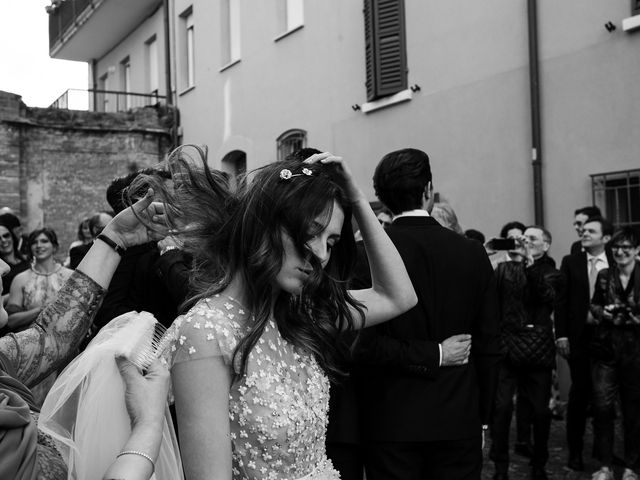 Chiara and Luca's Wedding in Rimini, Italy 37