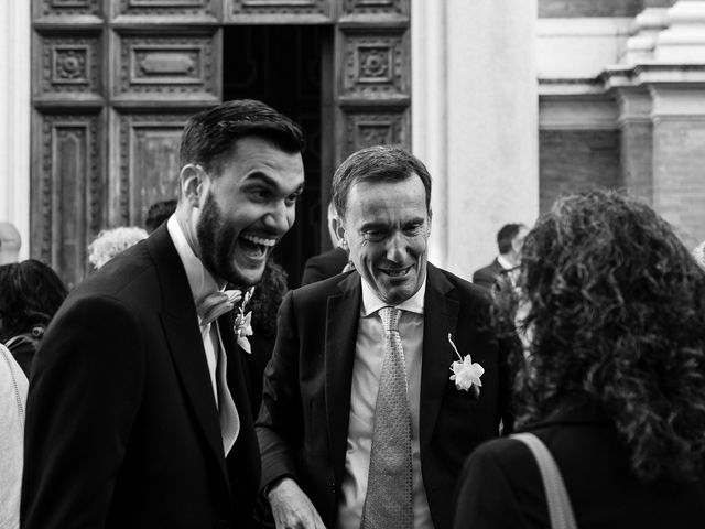 Chiara and Luca's Wedding in Rimini, Italy 39