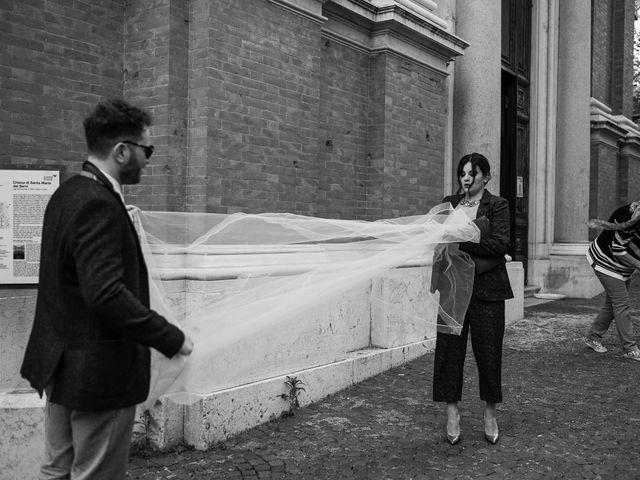Chiara and Luca's Wedding in Rimini, Italy 40
