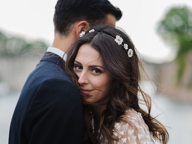 The wedding of Luca and Chiara