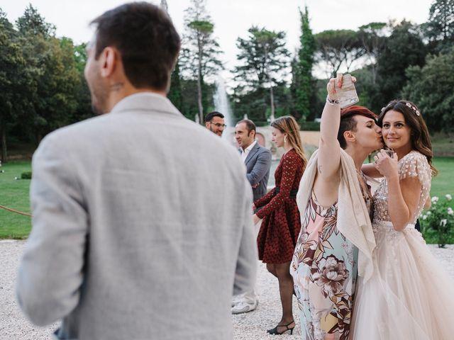 Chiara and Luca's Wedding in Rimini, Italy 50