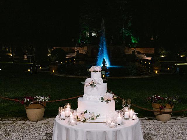 Chiara and Luca's Wedding in Rimini, Italy 60