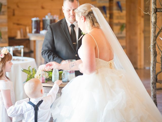 Andrew and Tiffany's Wedding in Greenville, South Carolina 14