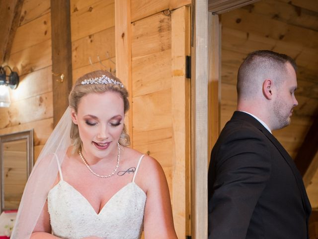 Andrew and Tiffany's Wedding in Greenville, South Carolina 17
