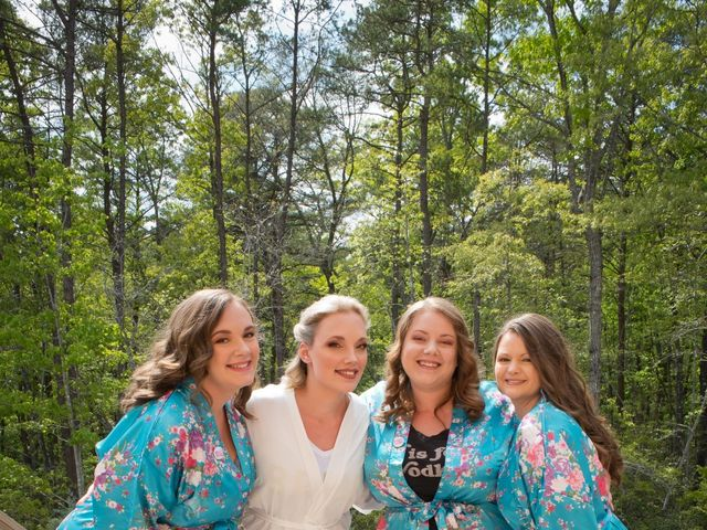 Andrew and Tiffany's Wedding in Greenville, South Carolina 20