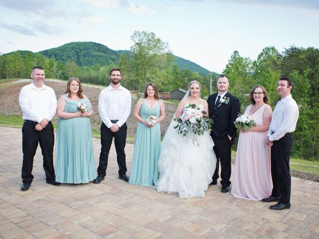 Andrew and Tiffany's Wedding in Greenville, South Carolina 31