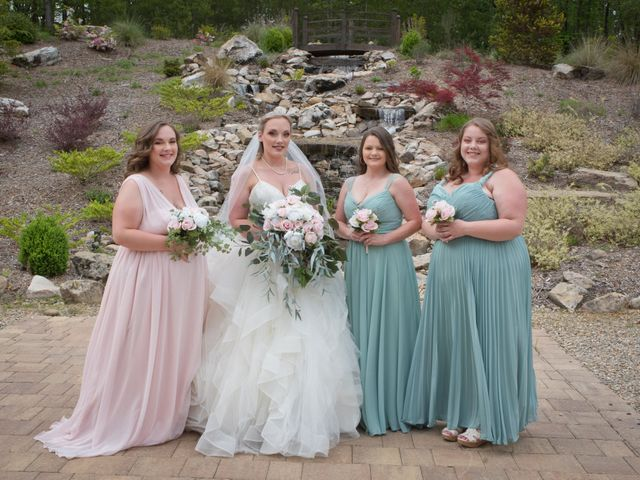 Andrew and Tiffany's Wedding in Greenville, South Carolina 34