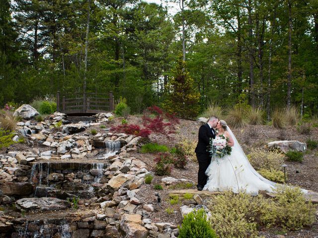 Andrew and Tiffany's Wedding in Greenville, South Carolina 35