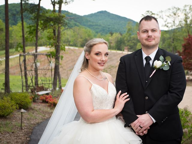 Andrew and Tiffany's Wedding in Greenville, South Carolina 37