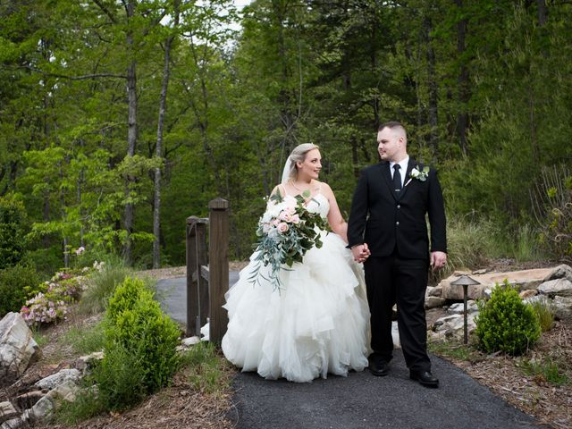 Andrew and Tiffany's Wedding in Greenville, South Carolina 38